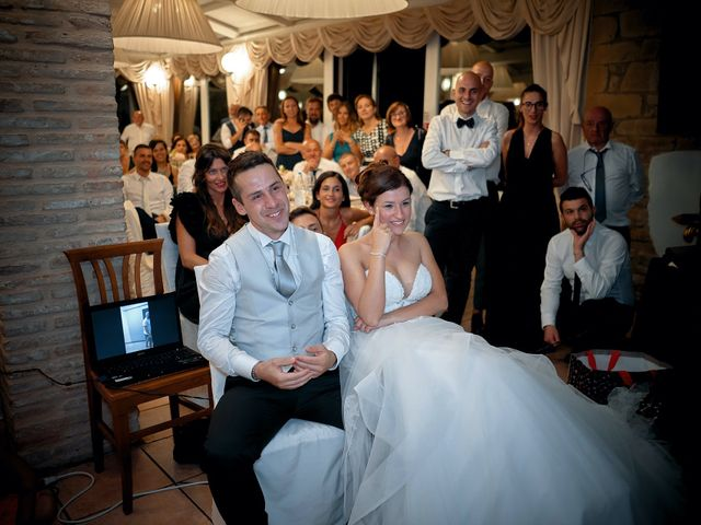 Il matrimonio di Emanuele e Gessica a Perugia, Perugia 87