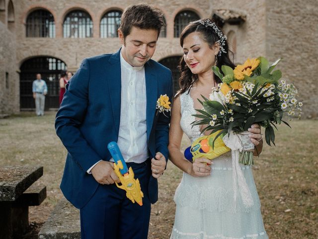 Il matrimonio di Piersandro e Roberta a Casola Valsenio, Ravenna 5