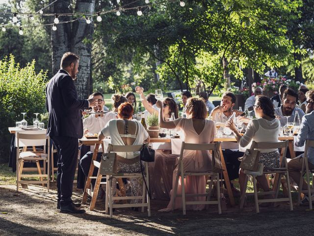 Il matrimonio di Lorenzo e Greta a Bagnolo San Vito, Mantova 18