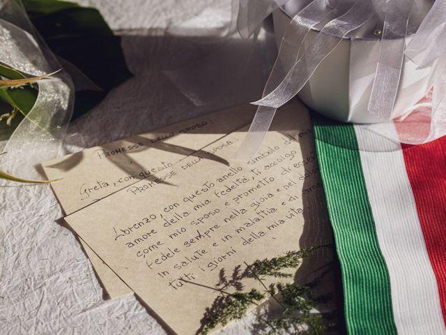 Il matrimonio di Lorenzo e Greta a Bagnolo San Vito, Mantova 24