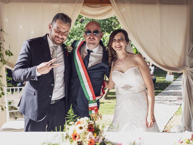 Il matrimonio di Lorenzo e Greta a Bagnolo San Vito, Mantova 25