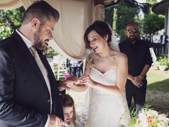 Il matrimonio di Lorenzo e Greta a Bagnolo San Vito, Mantova 27