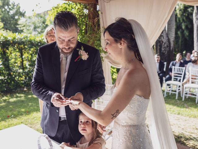 Il matrimonio di Lorenzo e Greta a Bagnolo San Vito, Mantova 28