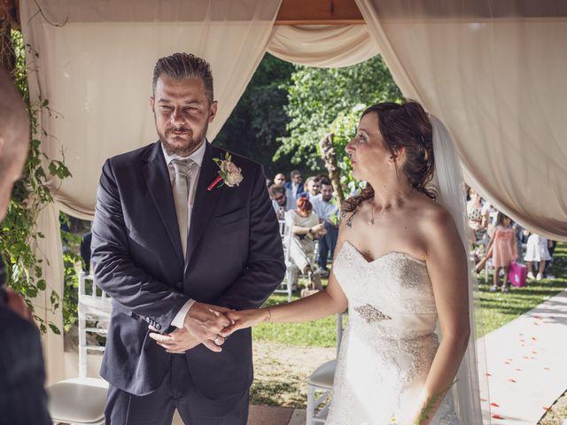 Il matrimonio di Lorenzo e Greta a Bagnolo San Vito, Mantova 30