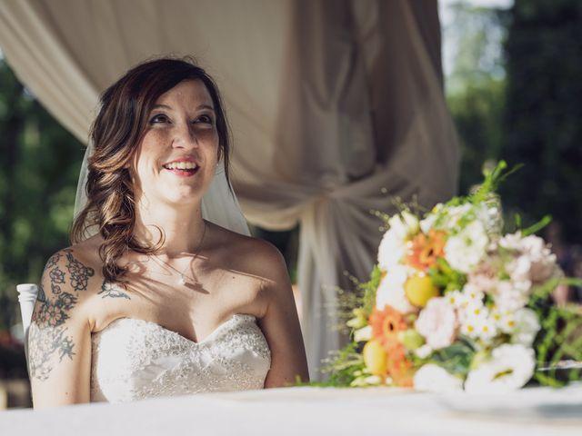 Il matrimonio di Lorenzo e Greta a Bagnolo San Vito, Mantova 31