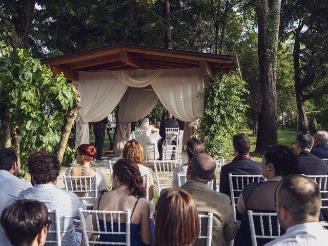 Il matrimonio di Lorenzo e Greta a Bagnolo San Vito, Mantova 34