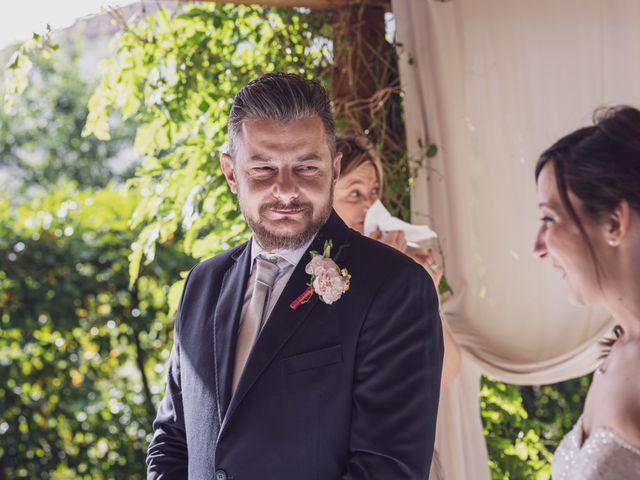 Il matrimonio di Lorenzo e Greta a Bagnolo San Vito, Mantova 35