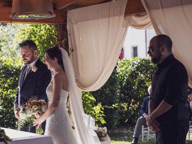 Il matrimonio di Lorenzo e Greta a Bagnolo San Vito, Mantova 36