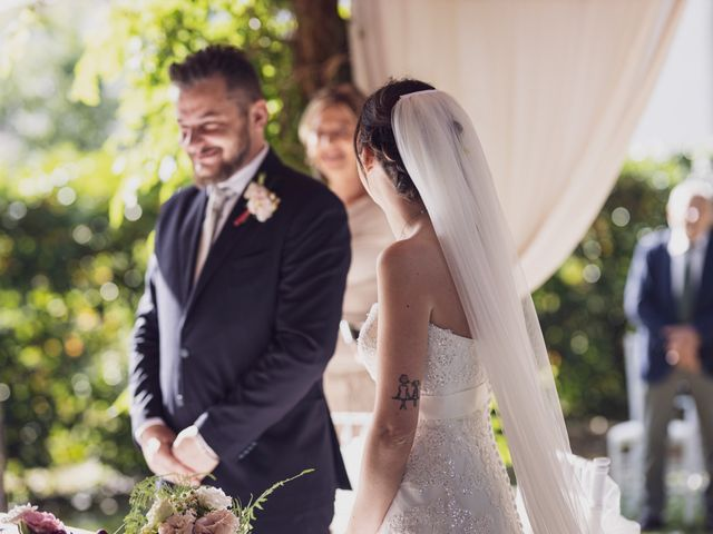 Il matrimonio di Lorenzo e Greta a Bagnolo San Vito, Mantova 37