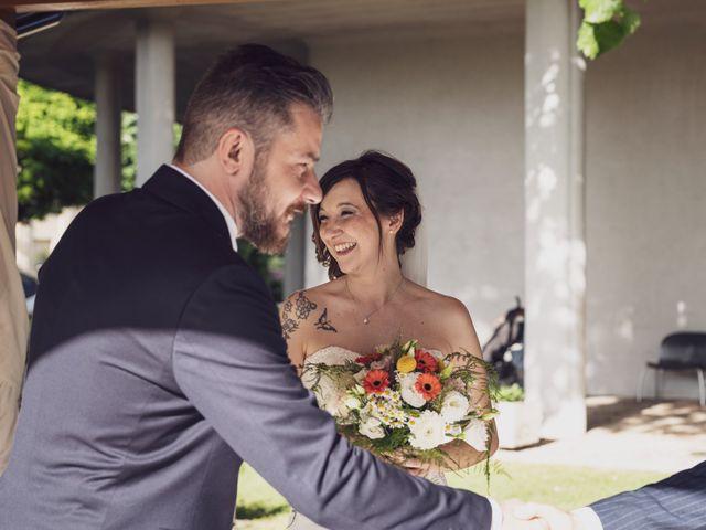 Il matrimonio di Lorenzo e Greta a Bagnolo San Vito, Mantova 38