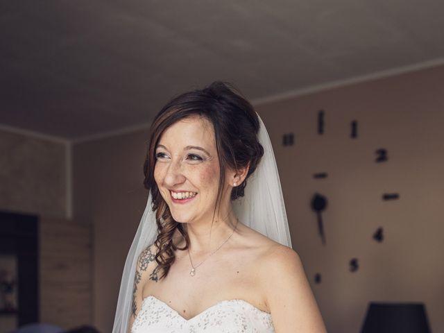 Il matrimonio di Lorenzo e Greta a Bagnolo San Vito, Mantova 42