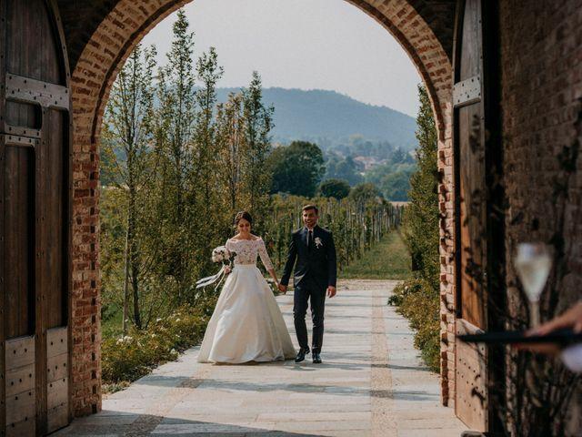 Il matrimonio di Fabio e Cinzia a Buttigliera Alta, Torino 21