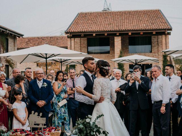 Il matrimonio di Fabio e Cinzia a Buttigliera Alta, Torino 27