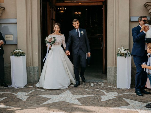 Il matrimonio di Fabio e Cinzia a Buttigliera Alta, Torino 32