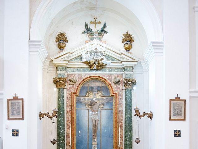 Il matrimonio di Matteo e Giovanna a Cupramontana, Ancona 4