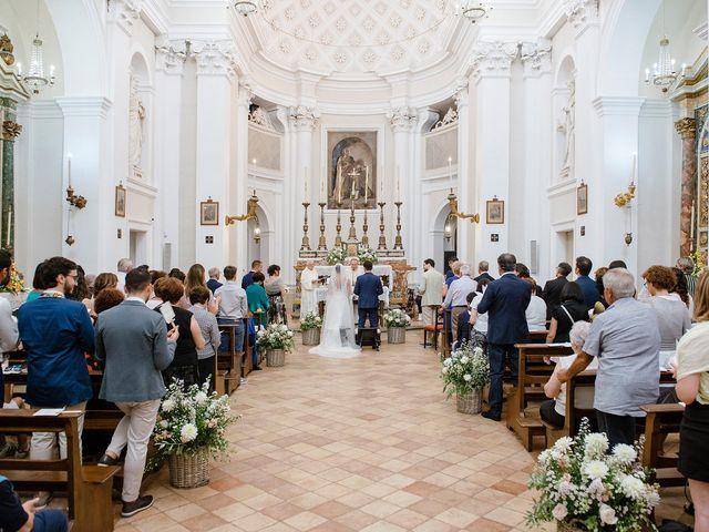 Il matrimonio di Matteo e Giovanna a Cupramontana, Ancona 1