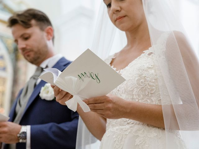 Il matrimonio di Matteo e Giovanna a Cupramontana, Ancona 2
