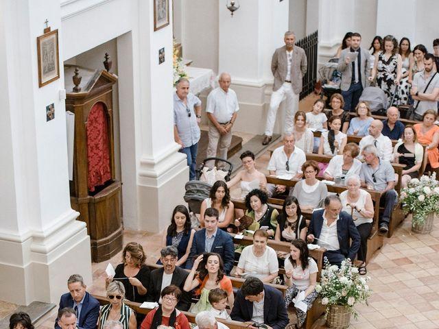 Il matrimonio di Matteo e Giovanna a Cupramontana, Ancona 8
