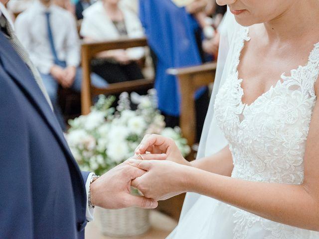 Il matrimonio di Matteo e Giovanna a Cupramontana, Ancona 11