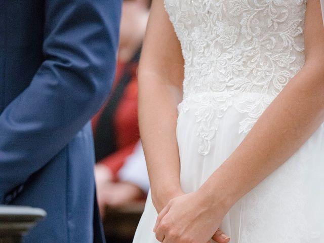 Il matrimonio di Matteo e Giovanna a Cupramontana, Ancona 14