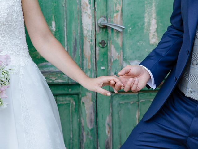 Il matrimonio di Matteo e Giovanna a Cupramontana, Ancona 20