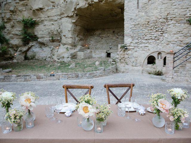 Il matrimonio di Matteo e Giovanna a Cupramontana, Ancona 31