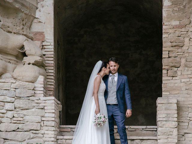 Il matrimonio di Matteo e Giovanna a Cupramontana, Ancona 40