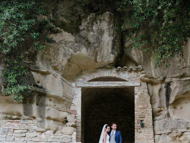 Il matrimonio di Matteo e Giovanna a Cupramontana, Ancona 41