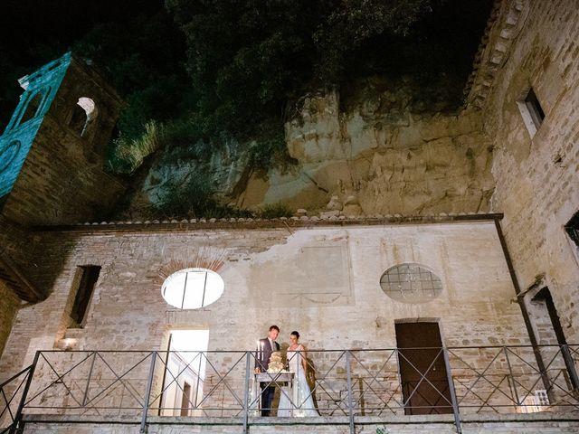 Il matrimonio di Matteo e Giovanna a Cupramontana, Ancona 47