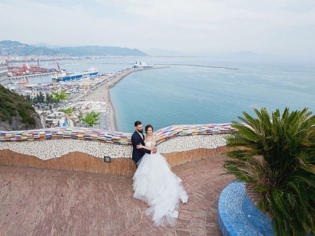 Il matrimonio di Mario e Teresa a Vietri sul Mare, Salerno 17