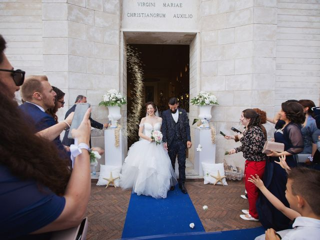 Il matrimonio di Mario e Teresa a Vietri sul Mare, Salerno 26