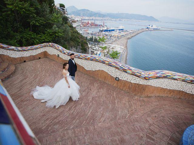 Il matrimonio di Mario e Teresa a Vietri sul Mare, Salerno 28