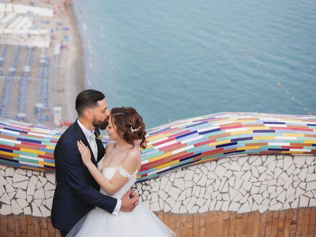 Il matrimonio di Mario e Teresa a Vietri sul Mare, Salerno 41