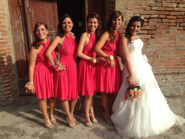 Il matrimonio di Lucia e Filippo a Faenza, Ravenna 1
