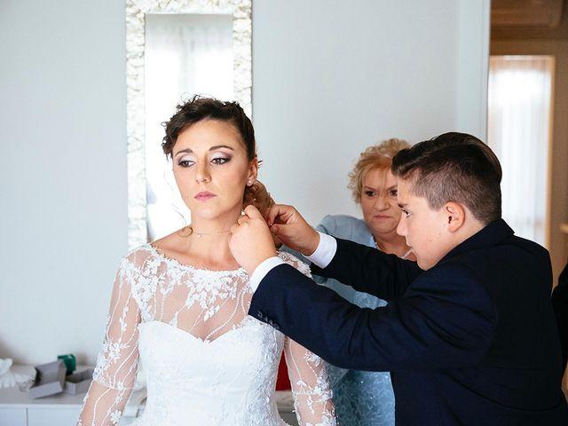 Il matrimonio di Davide e Eleonora a Roè Volciano, Brescia 19