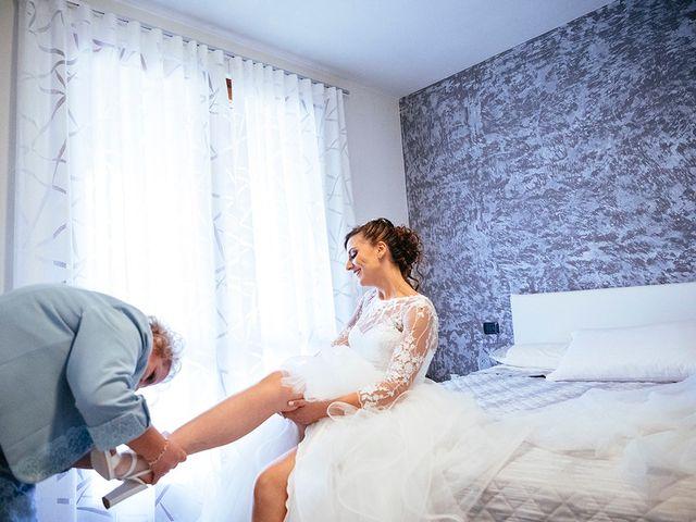 Il matrimonio di Davide e Eleonora a Roè Volciano, Brescia 20