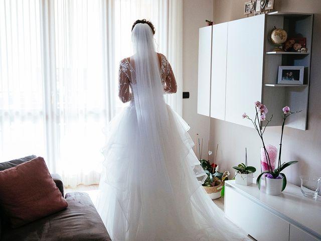 Il matrimonio di Davide e Eleonora a Roè Volciano, Brescia 23