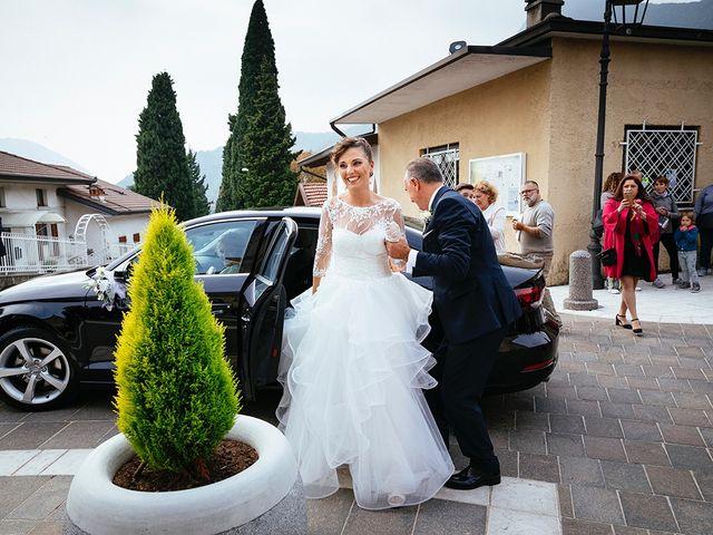 Il matrimonio di Davide e Eleonora a Roè Volciano, Brescia 25