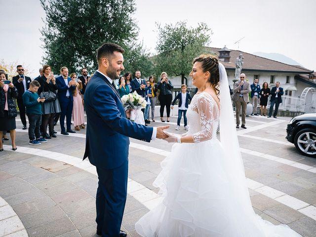 Il matrimonio di Davide e Eleonora a Roè Volciano, Brescia 26