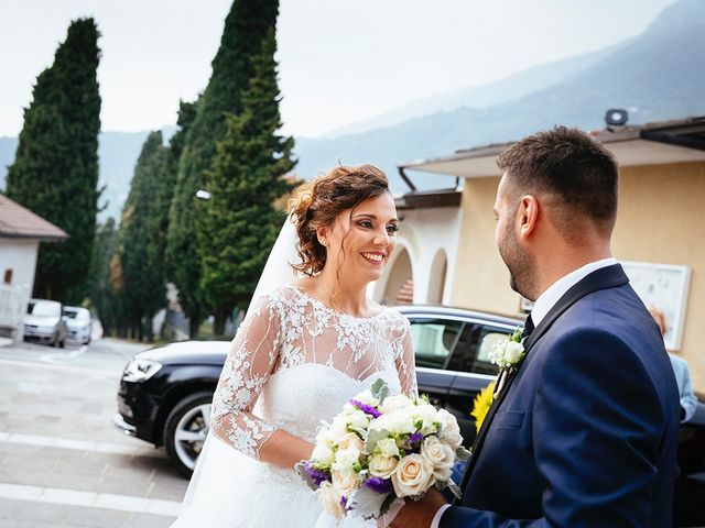 Il matrimonio di Davide e Eleonora a Roè Volciano, Brescia 27