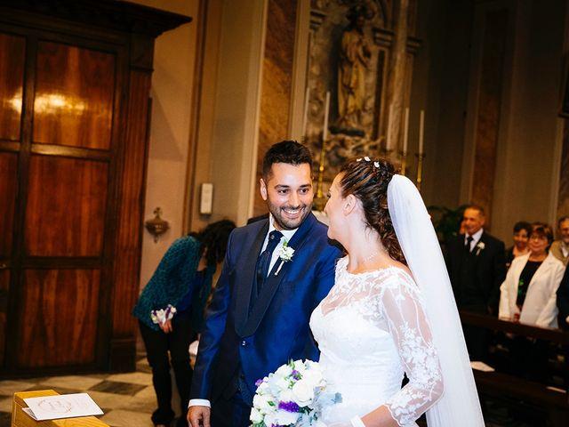 Il matrimonio di Davide e Eleonora a Roè Volciano, Brescia 28