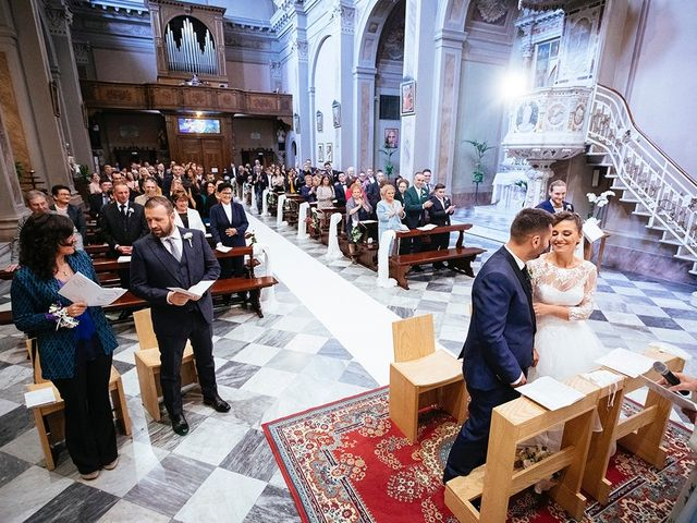 Il matrimonio di Davide e Eleonora a Roè Volciano, Brescia 30