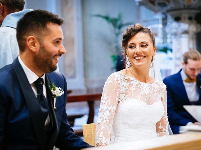 Il matrimonio di Davide e Eleonora a Roè Volciano, Brescia 32