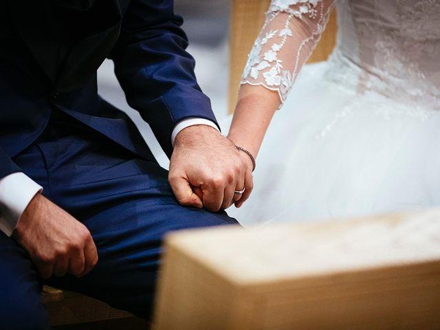 Il matrimonio di Davide e Eleonora a Roè Volciano, Brescia 33