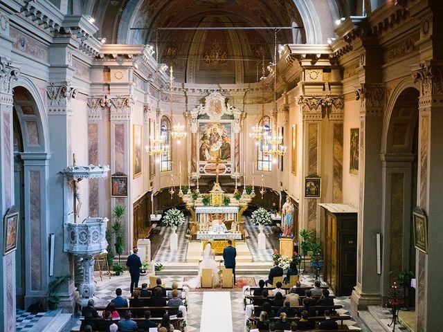 Il matrimonio di Davide e Eleonora a Roè Volciano, Brescia 34