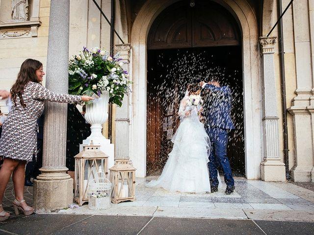 Il matrimonio di Davide e Eleonora a Roè Volciano, Brescia 36