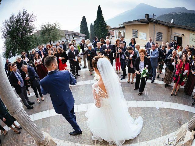 Il matrimonio di Davide e Eleonora a Roè Volciano, Brescia 38
