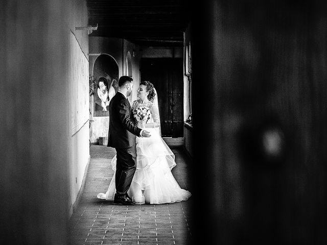 Il matrimonio di Davide e Eleonora a Roè Volciano, Brescia 43