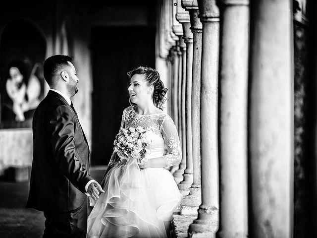Il matrimonio di Davide e Eleonora a Roè Volciano, Brescia 45