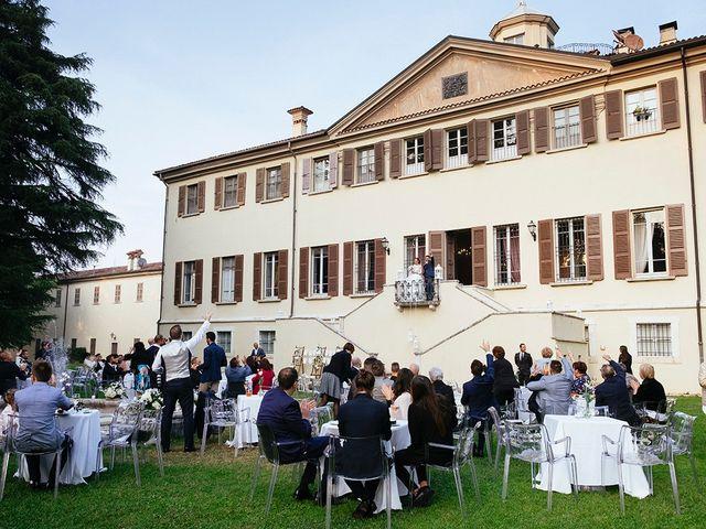 Il matrimonio di Davide e Eleonora a Roè Volciano, Brescia 46